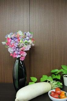 お花と大根