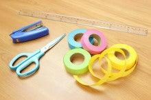 紙テープ-ハート-2