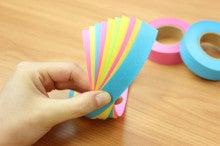 紙テープ-ハート-4