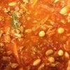 牛スジとお野菜のトマト煮…の画像
