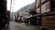 湯原温泉街20140118