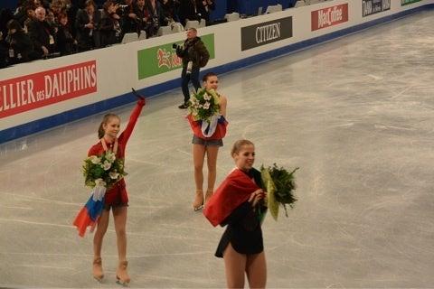 ヨーロッパフィギュアスケート選手権女子FS | *JY*の海外転々暮らし ...