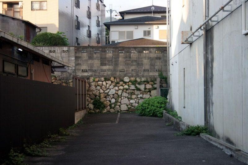 大津城/③石垣