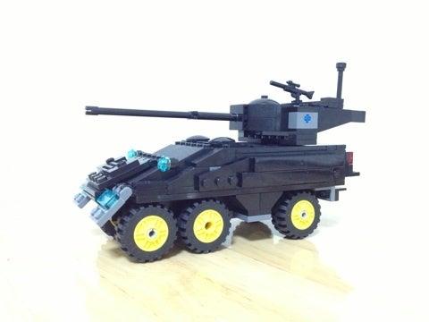 14式装輪戦車 プニレール   ぷに...