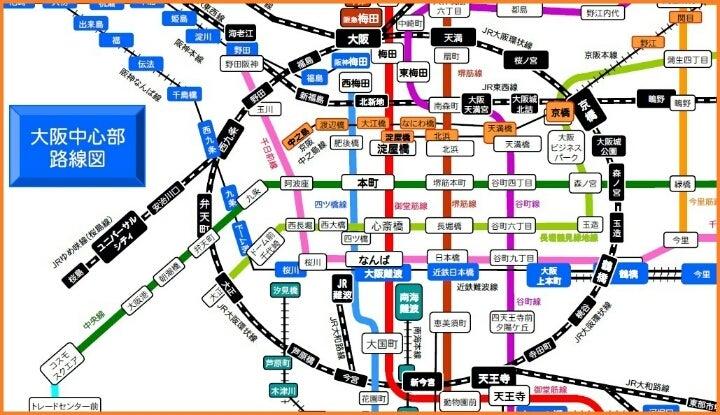【JR西日本】「大阪環状線」居眠り厳禁!