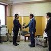 『神奈川県知事・横浜市長を訪問』の画像