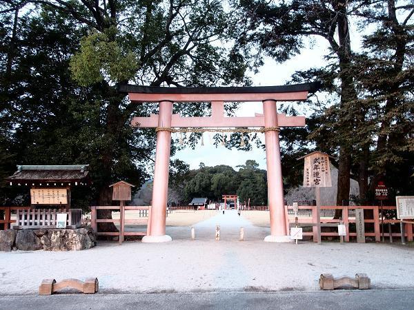 京都府京都市上賀茂(社家町)