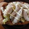 鶏ハムサンドの画像