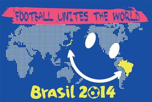 サッカーは世界を繋ぐ