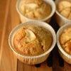 リンゴのマフィン Apple Muffinの画像