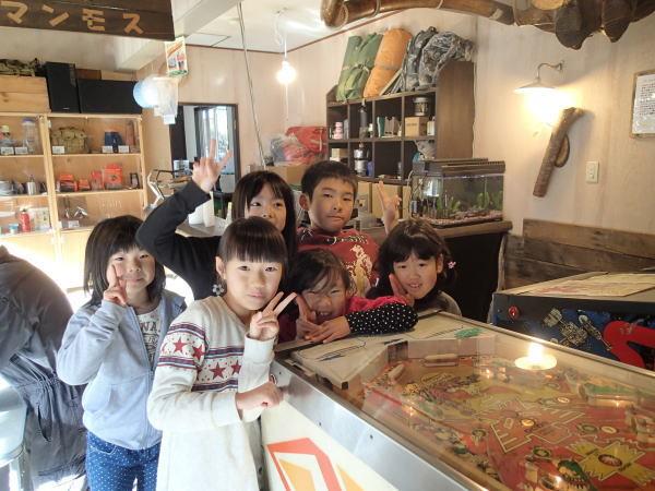 子どもたちのピザ体験