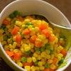 インド風のスナック~Mixed Vegetable with Indian Spicesの画像