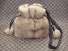 毛皮 リフォーム バッグ 加工