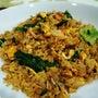 カニレタス炒飯のレシ…