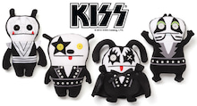 KISS Ugly Doll