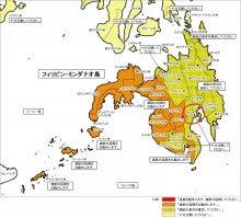 Davao City(ダバオ市)の安全性...