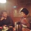 多奈ゑりさんとトリエさんと食事会の画像