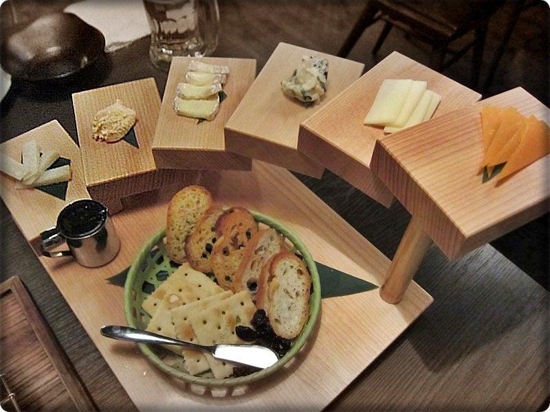 世界のチーズと味噌のアレンジ料理居酒屋☆鍛冶二丁(神田) | さわあ ...