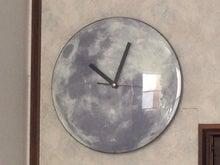 満月掛時計