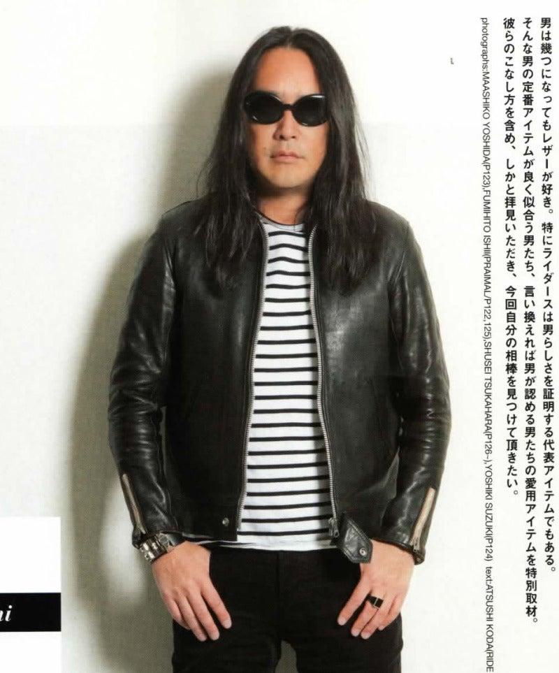 ADDICT CLOTHES-NEW VINTAGE-センターZIPジャケット完売!|amexclothing ...