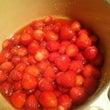 小さいイチゴ