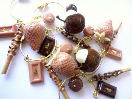 フツーツチョコレートのチャーム2