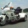 脊損でバイクの画像