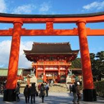 初・京都!