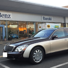 新車 M,BENZ AMG SL63 納車完了♪の記事より