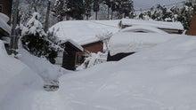 2月7日の雪景色
