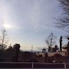 ケムトレイル&HAARPによる人工気象&雪のようです?の画像