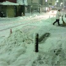 こんな雪の日に
