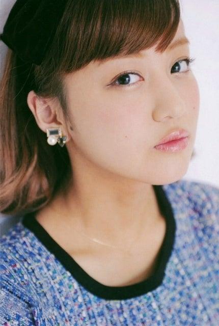 萩原舞の顔