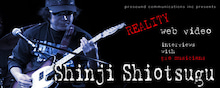 Can't Stop Playin' The Blues-Shinji Shiotsugu Introduction