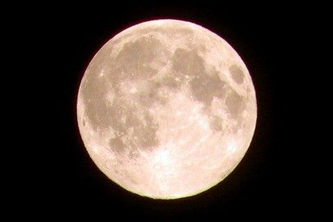 満月・月・ふりふり