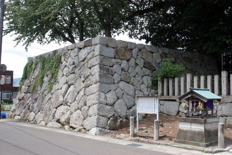 小浜城/03本丸石垣