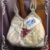 ヴィクトリアンなバッグ完成・手づくり大好き人間のつぶやき・・・の画像