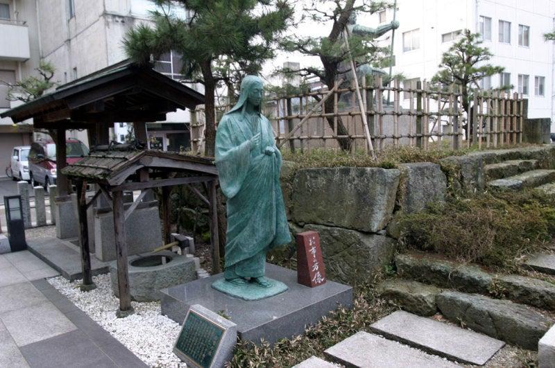 北ノ庄城/03お市像