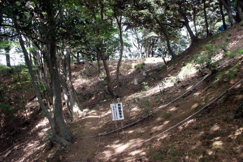 国吉城/09発掘調査中