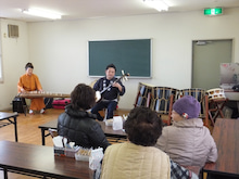 20140212沼ノ内「独楽」演奏会③