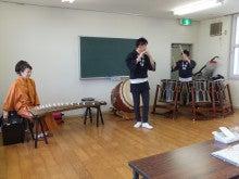 20140212沼ノ内「独楽」演奏会①