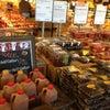 スーパーマーケット巡りの画像