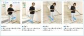 片麻痺患者の階段昇降の際の足の順番は?の記事より