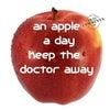 リンゴのことわざの画像
