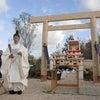ヨーロッパに初めて建てられた神社が水屋神社の画像