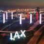 ロサンゼルス国際空港…