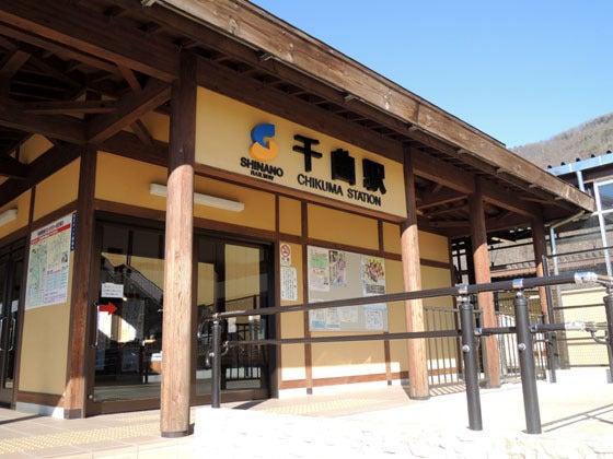 e02322/しなの鉄道・千曲駅