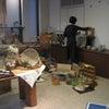 ギャラリー展の準備の画像