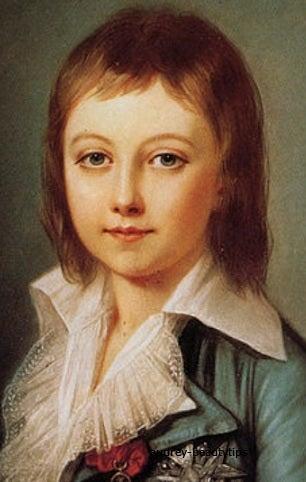 ルイ17世 ルイ・シャルル王子