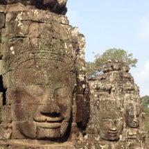 カンボジア・アンコー…
